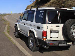 ランドクルーザー70 HZJ76K H11  ZXのカスタム事例画像 dai daiさんの2020年10月15日15:19の投稿