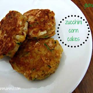 Zucchini Corn Cakes.