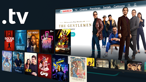 SWEET.TV - TV online for TV and TV-boxes Apk 2