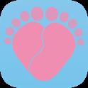 Tinytracks: Breastfeeding, Diaper, Book Tracker icon
