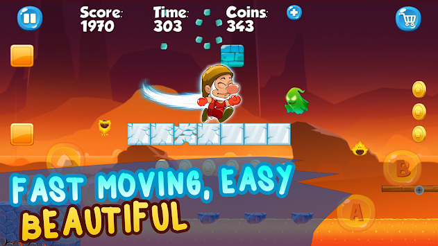 Dwarfs World Adventure apk screenshot