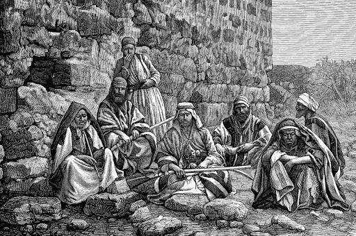 Arabian People - Bedouins Par Erica Guilane-Nachez