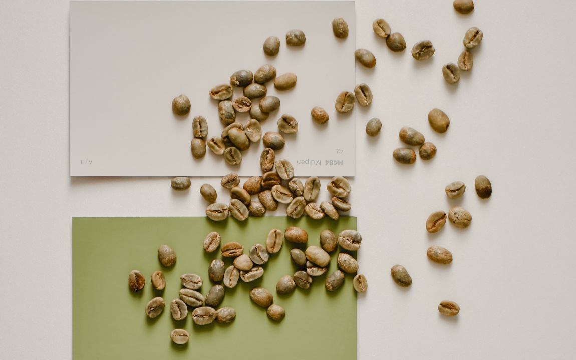 green coffee ageing