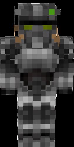 Fallout Power Armor Nova Skin