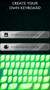 Green Keyboards - náhled
