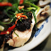 Chen Pi, chinese, chinese dried olive, fermented black bean, miso paste, recipe, steamed fish, Three Bean, 味噌, 欖角, 蒸魚, 豆豉