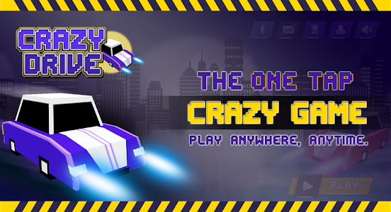 Crazy Drive™ screenshot 1