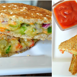 Veg Cheese Sandwich