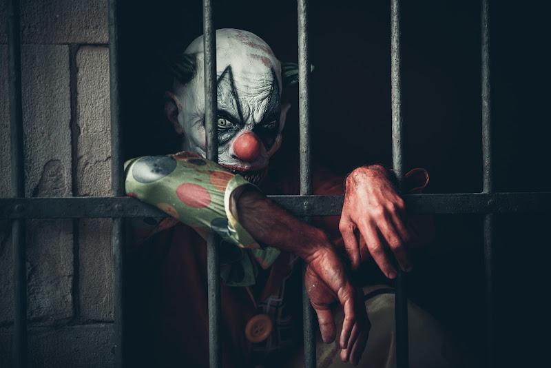 Il clown  di Simonetti Andrea