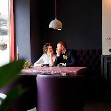 Wedding photographer Kristina Nazarova (nazarovakris). Photo of 26.05.2018