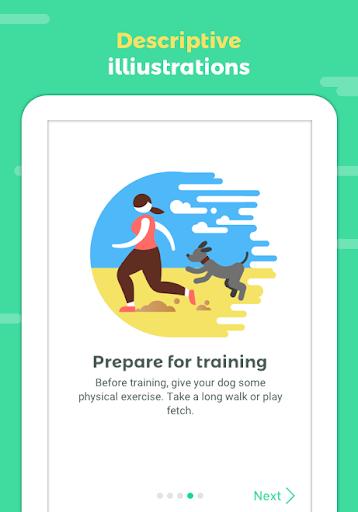 Dogo - Your Dog's Favourite Training App 1.1.5 screenshots 10