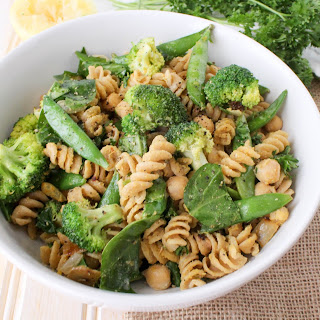 Green Goddess Pasta Salad.