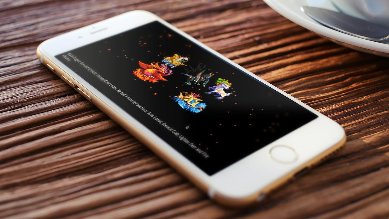 Screenshots of Monster World - Fire for iPhone