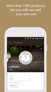 Smart Shopping List - Fooder- screenshot thumbnail