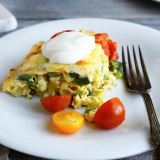 Make-Ahead Slow Cooker Egg Casserole