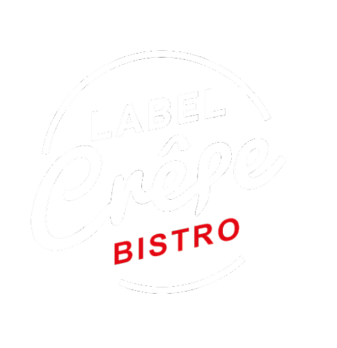 Label Crêpe - Bistro