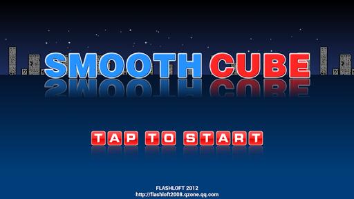 Smooth cube