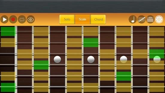 Guitar Solo HD- screenshot thumbnail