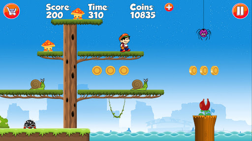 Nob's World - Super Adventure filehippodl screenshot 11