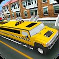 Urban Hummer Limo taxi simulator download