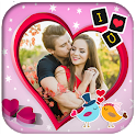 Love DP Maker & Love Photo Frame 2020 icon