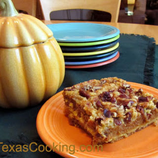Pumpkin Pudding Cake Recipes