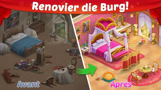 Télécharger Castle Story: Puzzle & Choice APK MOD (Astuce) screenshots 1