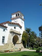 Photo: The Santa Barbara Courthouse
