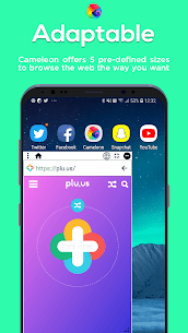 Cameleon – Privacy AdBlock and Float Browser 🦎 App Download For Android 4