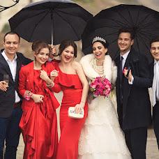 Wedding photographer Evgeniya Kaveshnikova (heaven). Photo of 27.10.2015