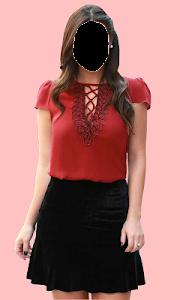 Women Mini Skirt Suit 1.0