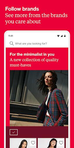 Zalando – fashion, inspiration & online shopping 4.67.0 screenshots 3