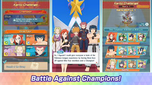 Poku00e9mon Masters EX apkpoly screenshots 1