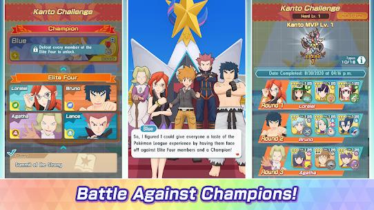 Pokémon Masters EX 1