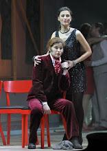 Photo: Wiener Staatsoper: LA CLEMENZA DI TITO - Inszenierung Jürgen Flimm. Premiere 17.5.2012. Serena Marfi, Chen Reiss. Foto: Barbara Zeininger