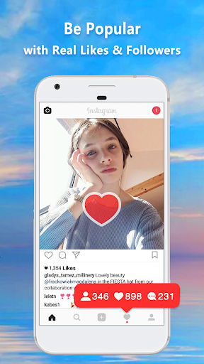 free likes and views on instagram apk