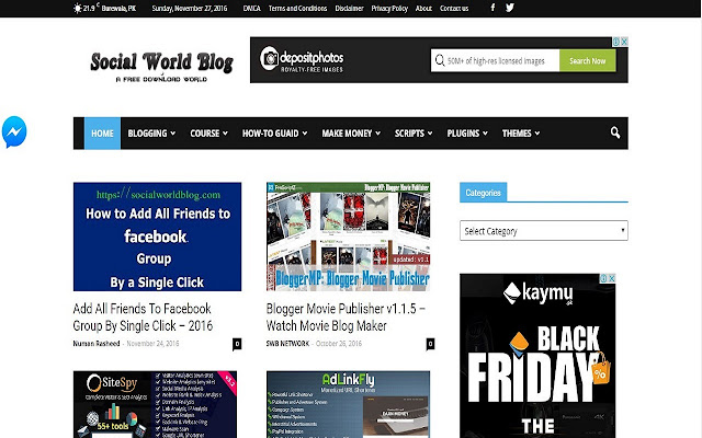Socialworldblog.com
