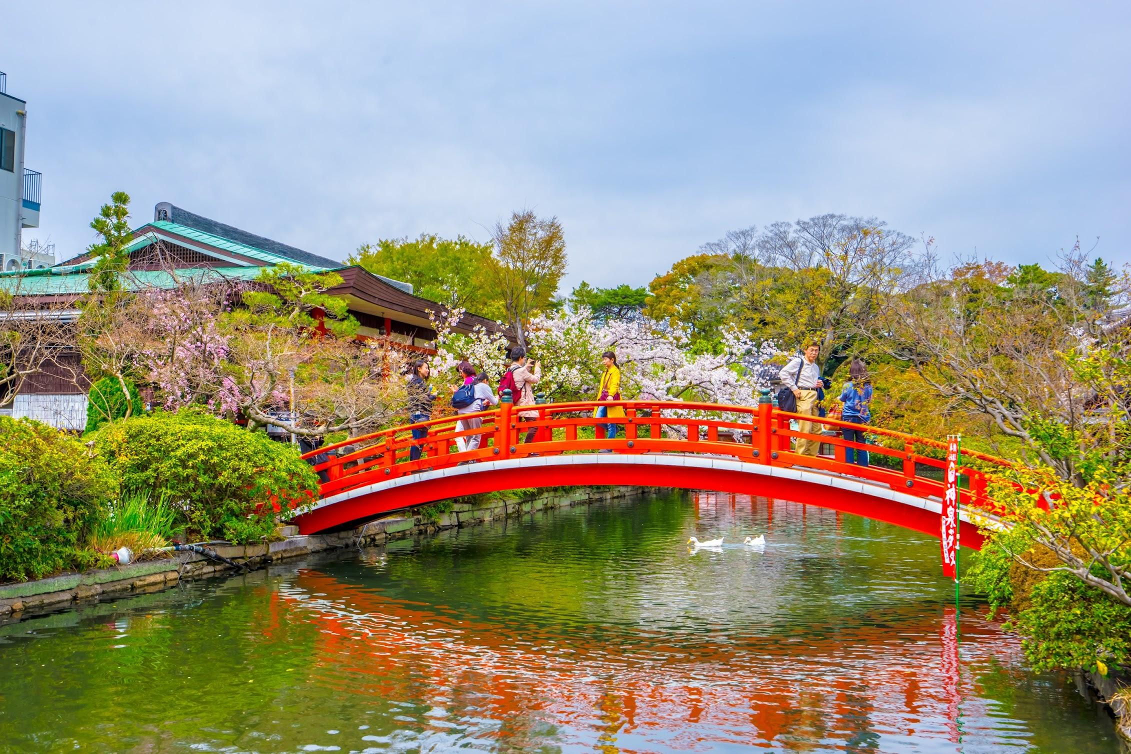 京都 神泉苑2