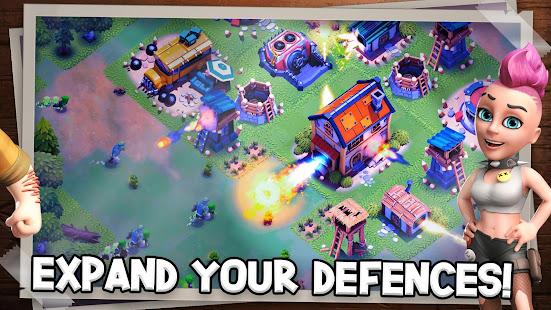Survival City – Zombie Base Build and Defend 2