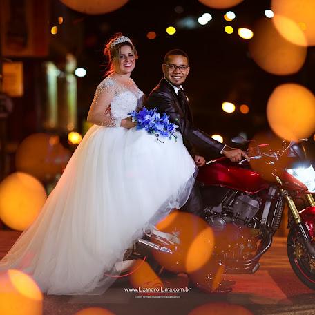 Wedding photographer Lizandro Lima (lizandrolimafoto). Photo of 23.10.2017