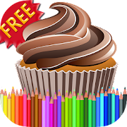 Game Coloring Book Cupcakes APK for Windows Phone