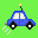 Jump Car icon