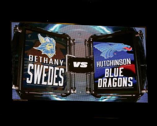 Hutch CC vs Bethany B-ball W