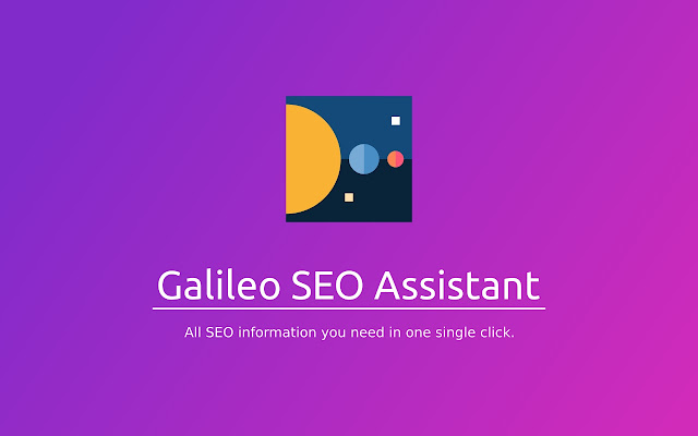 Galileo SEO Assistant