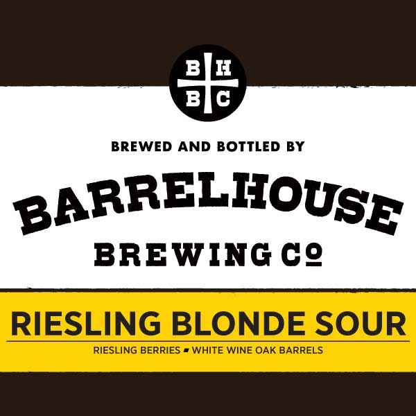 Logo of BarrelHouse Riesling Blonde Sour | No. 1403
