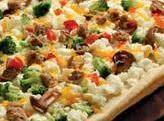 Sunrise Breakfast Pizza Recipe