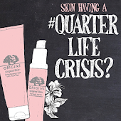 #QuarterLifeCrisis by Origins