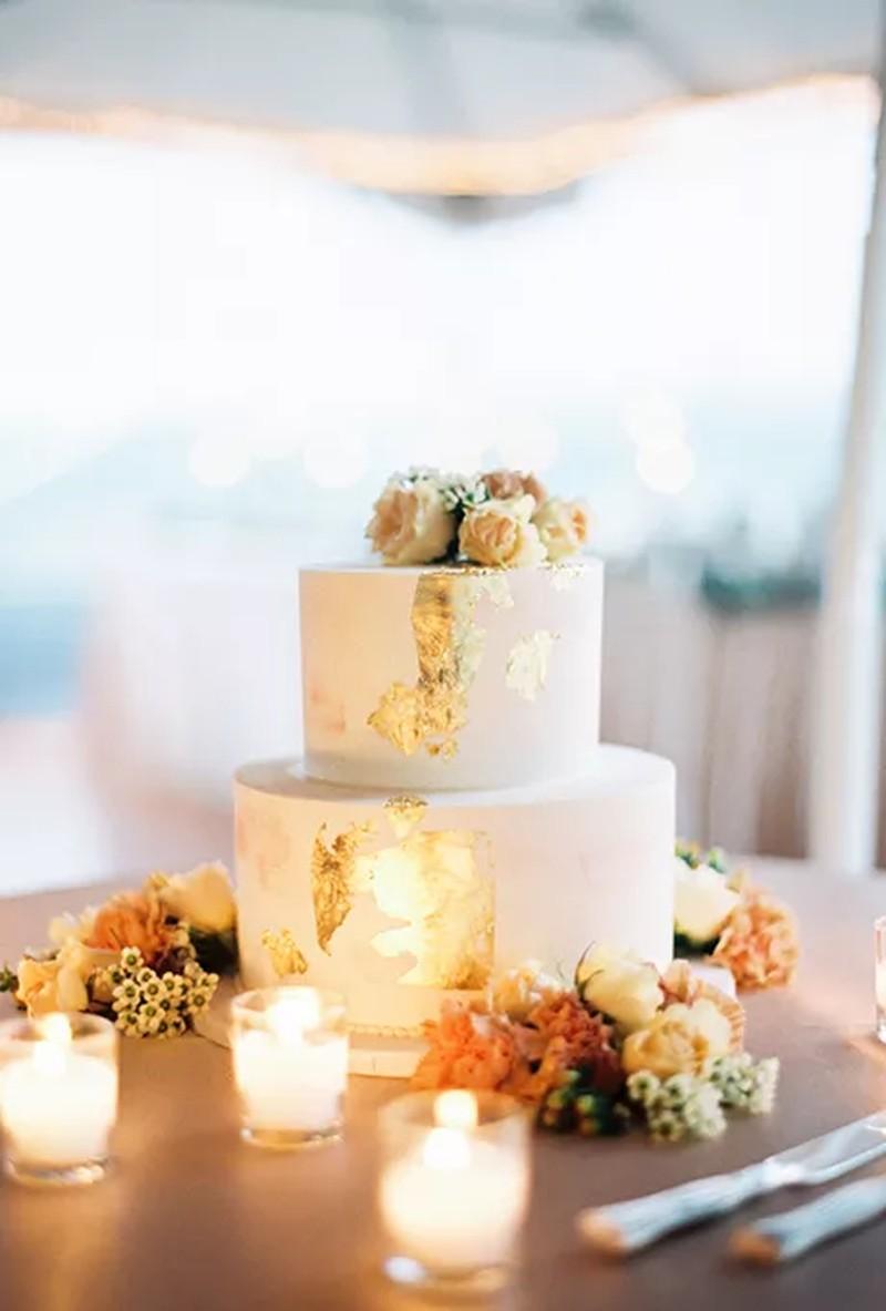 nhà hàng tiệc cưới TPHCM Riverside chia sẻ mẫu bánh cưới đẹp 4