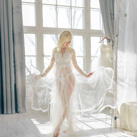 Wedding photographer Aleksandr Fedorov (Alexkostevi4). Photo of 26.11.2017