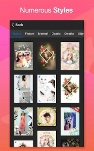 FotoRus - Photo Collage Editor Screenshot